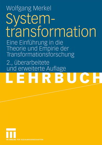 Cover Systemtransformation, 2. Aufl.