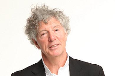 Portrait Foto Prof. John Keane (Foto: Adam Knott)