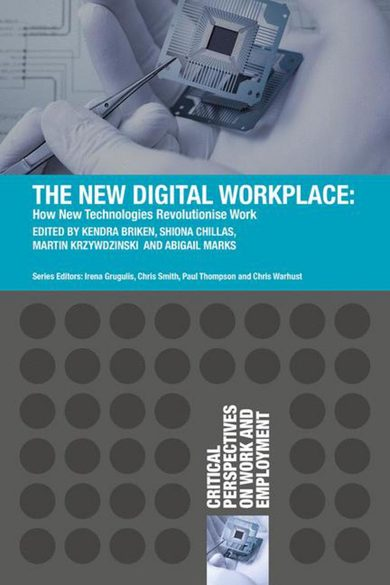 New digital workplace
