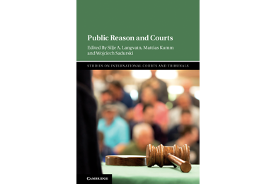 Cover Public Reason and Courts