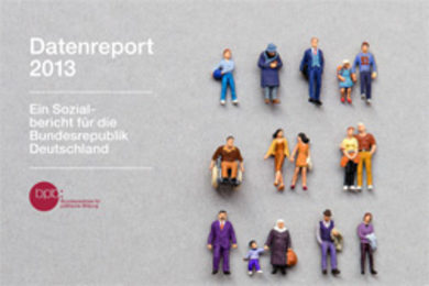 Cover Datenreport