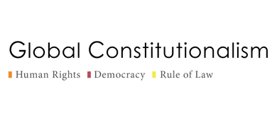Logo Global Constitutionalism Journal